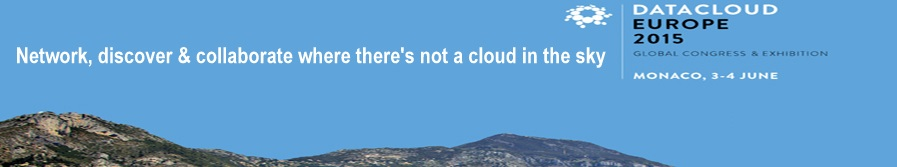 DataCloud Europe 2015 New Banner