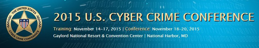 11-18--11-20  US Cyber Crime Conference